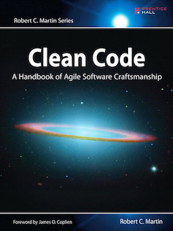 Cover from Clean Code: A Handbook of Agile Software Craftsmanship