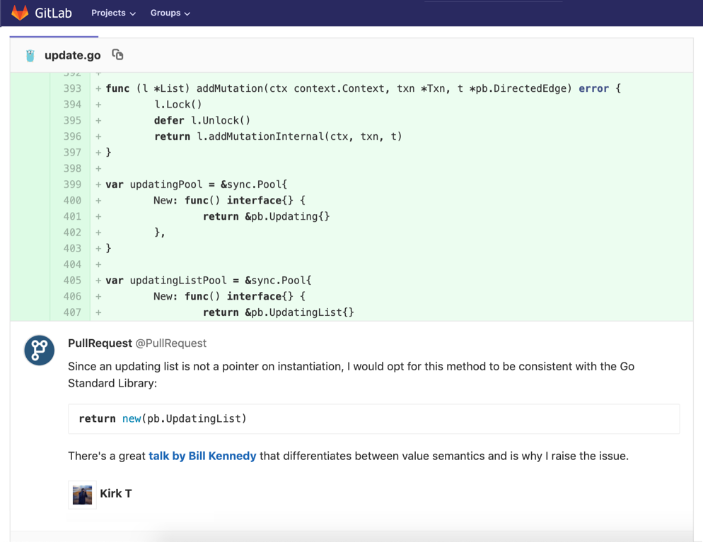 GitLab Self-Managed teams can now leverage the PullRequest code review platform.