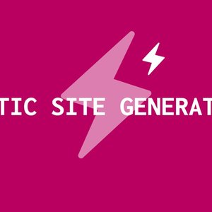 Introduction to Static Site Generators
