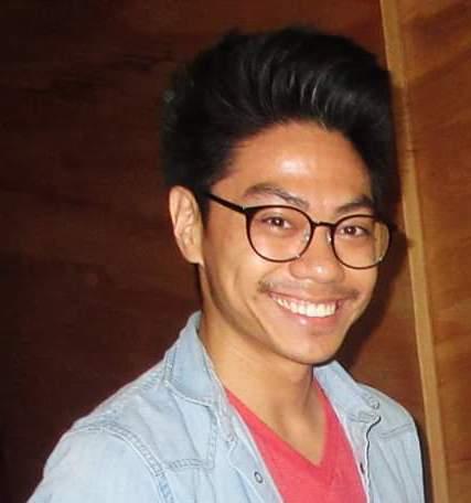 Peter Vu headshot